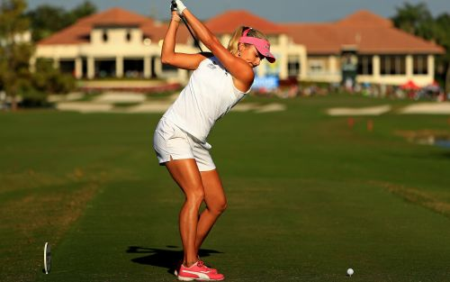 The power revolution: why women's golfers are driving further than ever