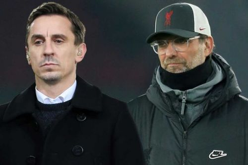 """Neville and Klopp's consensus on """"perfect midfielder"""" highlights Liverpool issue"""