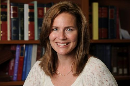 Trump Reportedly Set To Nominate Amy Coney Barrett To Supreme Court