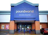 Poundworld shuts a further 40 stores and axes 531 jobs as no buyers emerge