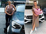 Steph Claire Smith and Stephanie Rice are gifted with FREE luxury cars with a pricetag of $87,700