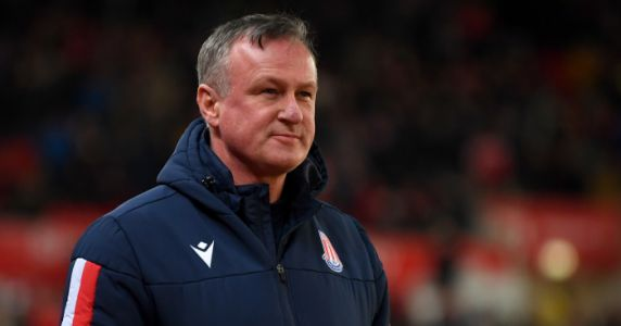 Stoke new boy quick to reveal admiration for Michael O'Neill
