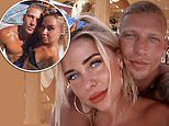 Love Island's Gabby Allen makes her romance with Brandon Myres official