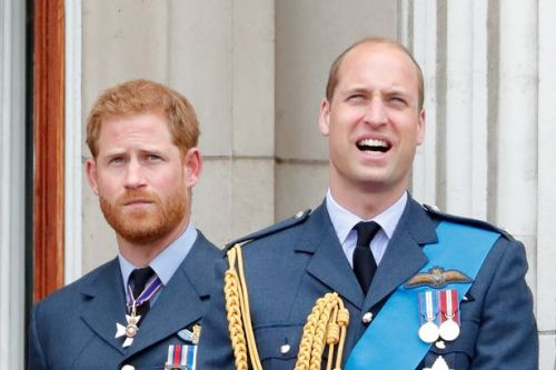 Queen orders Princes Harry and William to be separated behind Philip's coffin