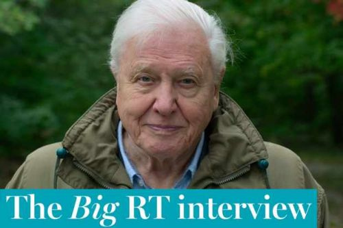 """Sir David Attenborough's stark warning in new Netflix documentary A Life on Our Planet: """"It's about saving ourselves"""""""