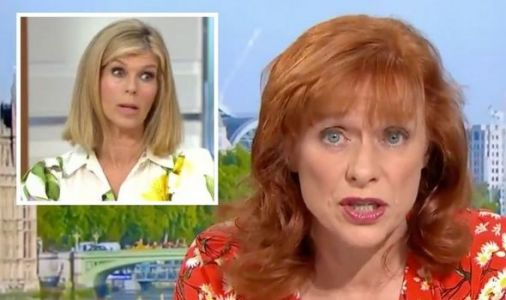Kate Garraway shut down as GMB's Dr Sarah Jarvis issues heatwave warning 'Never do it'