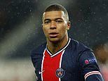 Youri Djorkaeff says plan is for Kylian Mbappe to lift the Champions League with PSG before leaving