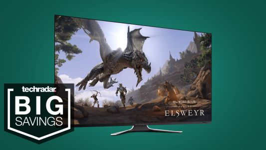 Holy crap! Dell has knocked almost £1,800 off its huge Alienware gaming OLED monitor that's perfect for the PS5