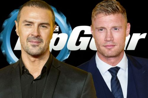 New Top Gear hosts revealed as Paddy McGuinness and Andrew Flintoff are 'signed up' by BBC bosses