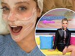 Laura Whitmore gets anti-ageing 'red carpet facial' after her Love Island debut