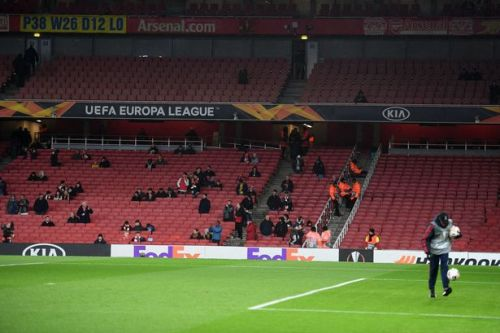 Arsenal confirm plans for fans at Europa League clash on December 3