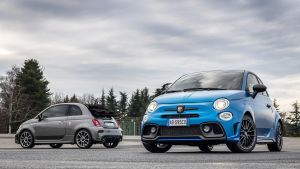 Updated Abarth 595 range launched with fresh interior