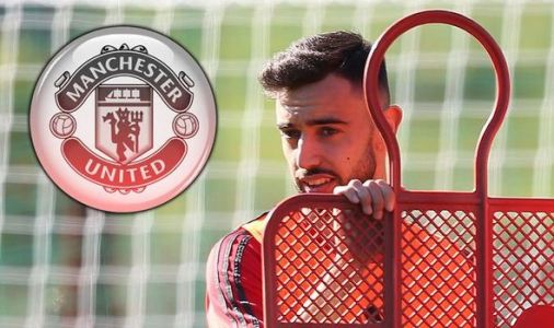 Bruno Fernandes excites Man Utd fans as video from lockdown workout emerges