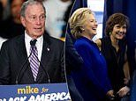 Mike Bloomberg 'recruits top Clinton ally Capricia Marshall to 2020 campaign'