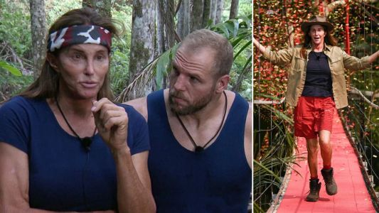 I'm A Celebrity's Caitlyn Jenner was secretly met by 'jungle husband' James Haskell at bridge after family snub exit reunion