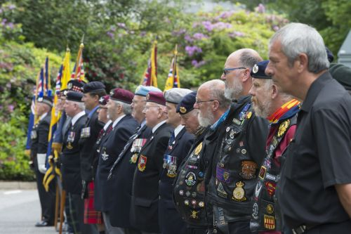 Aberdeenshire Council commended for work to support the armed forces