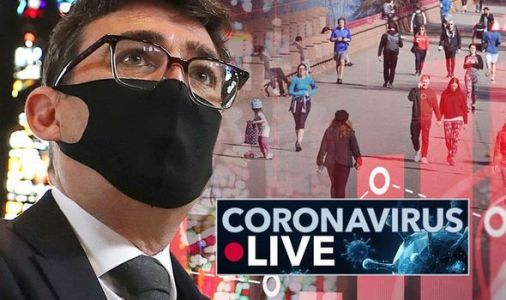 Coronavirus map LIVE: Greater Manchester declares major incident as infection rates spike
