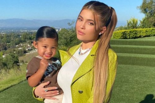 Kylie Jenner unveils new '4:43 tattoo' that's a sweet nod to her daughter Stormi
