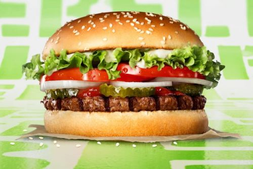 Burger King's Plant-Based Burger Isn't Actually Suitable For Vegans