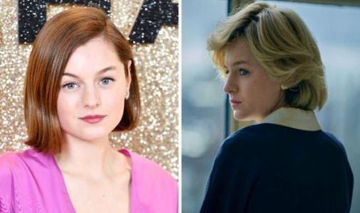 The Crown: Emma Corrin details 'challenging' Princess Diana scene 'I struggled so much'