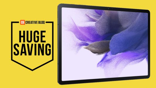 Get a staggering $430 off a Galaxy Tab S7 - now only $170 with trade in