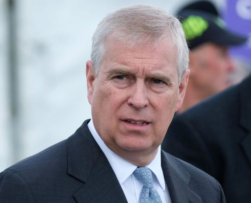 Prince Andrew 'used N-word in meeting with Downing Street advisor'