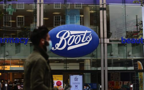 Twelve-minute tests available in Boots 'within a fortnight'