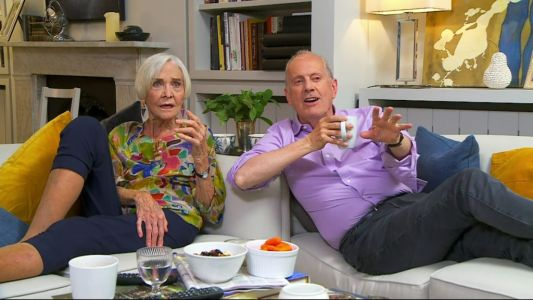 Gogglebox: Gyles Brandreth reveals the deceptively simple way the show helps guests relax