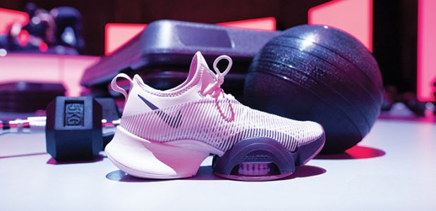 Nike SuperRep: A new training Icon