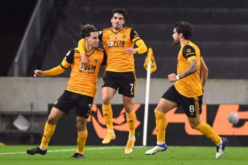 Ait-Nouri scores on Wolves debut as Milivojevic sees red in Crystal Palace loss