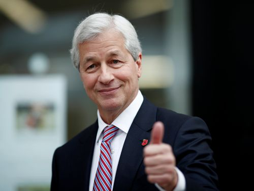 JPMorgan Chase posted record earnings on Tuesday. Here's how CEO Jamie Dimon, who has a net worth of $1.7 billion, became one of the richest men in banking