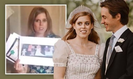 Princess Beatrice breaks silence on royal wedding to Edo Mapelli Mozzi - 'So much fun!'