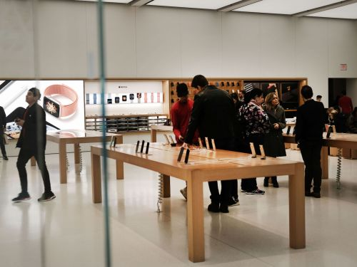 Apple Stores will reportedly remain closed until early May as the coronavirus continues to spread