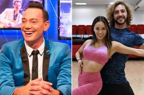 "Strictly Come Dancing judge Craig Revel Horwood says if show's ""curse"" breaks up couples it is a ""blessing"""