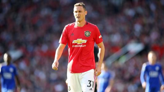 Frustrated Matic to fight for Man United spot
