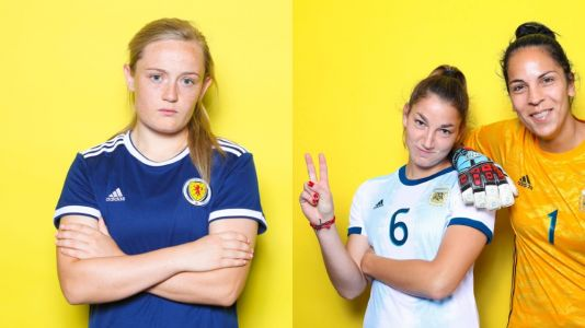Argentina vs Scotland live stream: how to watch today's Women's World Cup 2019 match from anywhere