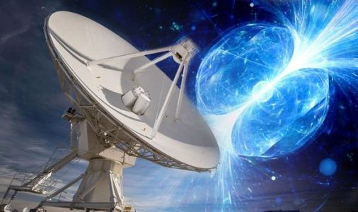 Radio signals from space: Astronomers investigate new radio bursts from a bizarre star