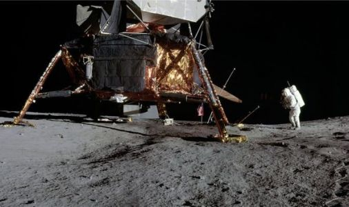 Moon landing pictures: NASA shares breathtaking panoramas of Moon from Apollo landings