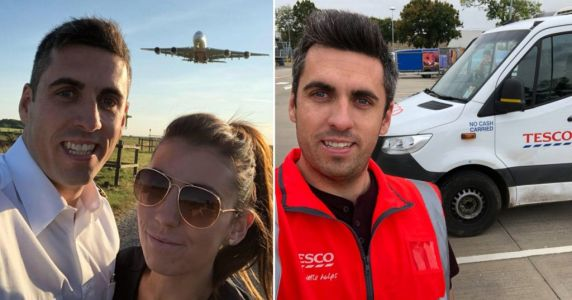 BA pilot takes up job as Tesco delivery driver after being laid off