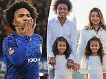 Coronavirus football: Chelsea 'allow Willian to return home to Brazil' to let him be with his family