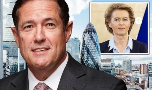 EU snub as Barclays urges City of London to focus on US and Asia instead of Frankfurt
