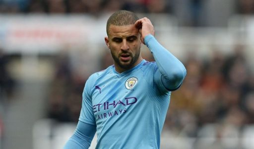Manchester City defender Kyle Walker breaks lockdown rules by 'hosting sex party' at his flat