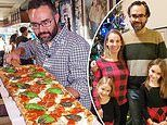 Restaurant Hunter Rob Petrone, 41, almost died from heart attack due to rich food eaten for the show