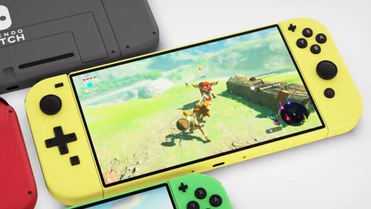 Forget the PS5 - we want the Nintendo Switch Pro