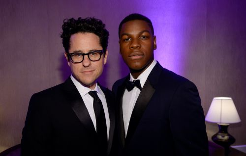 "JJ Abrams says he'll ""beg"" to work with John Boyega following Black Lives Matter speech"