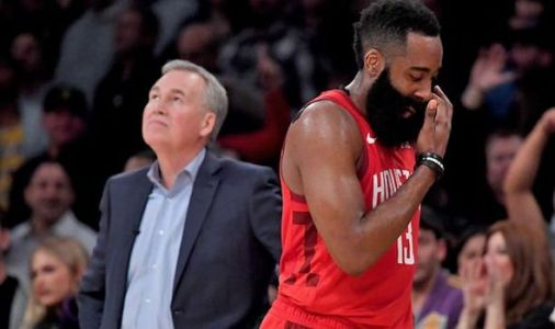 James Harden: Houston Rockets stars called out for doing THIS after Lakers loss