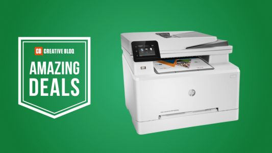 Amazon Prime Day printer deal: get £135 off an awesome HP wireless LaserJet Pro