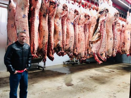 Business is booming for many small, local meat processors and butchers, as massive slaughterhouses face COVID crises
