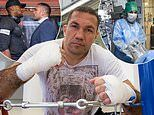 Coronavirus: Pulev pledges to donate half his purse from Joshua showdown to help fight pandemic