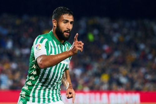 Arsenal 'open talks' with Real Betis over Nabil Fekir transfer